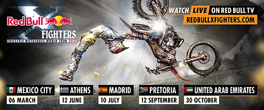 2015 Red Bull X-Fighters World Tour