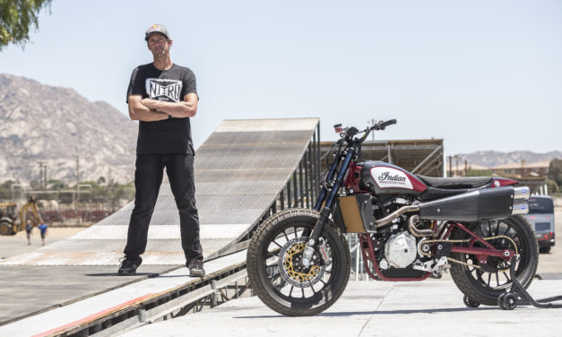 """Travis Pastrana and Nitro Circus will be paying tribute to Evel Knievel"""