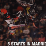 Red Bull X-Fighters riders