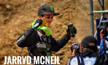 Jarryd McNeil Takes X Games Gold