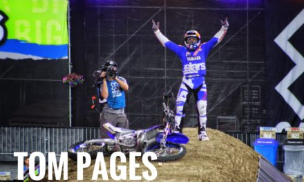Tom Pages Takes X Games Gold