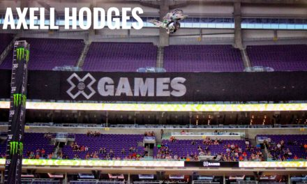 Axell Hodges Takes X Games Gold