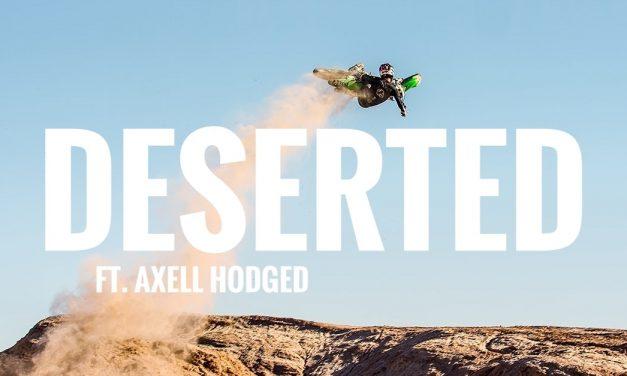 AXELL HODGES | DESERTED