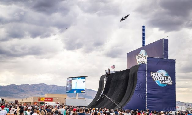 Get Ready For The 2019 Nitro World Games In Utah!!!