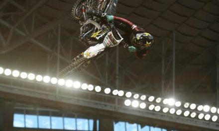 2019 X Games Moto X QuarterPipe